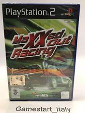 MAXXED OUT RACING - SONY PS2 - VIDEOGIOCO NUOVO SIGILLATO PAL - NEW SEALED