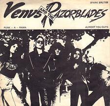 "VENUS & THE RAZORBLADES – Punk-A-Rama (1997 UK PUNK VINYL SINGLE 7"")"
