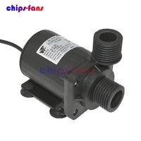 DC 24V Hot Water Circulation Pump Solar Water Pump Brushless 800L/H Motor