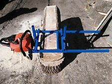 "Chainsaw mill - Chainsaw milling orizontal 14"" - 24"" chain bar"