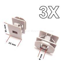 3x für FORD  Rocker Panel Zierleisten clip Halter 6G1Z-5410182-A