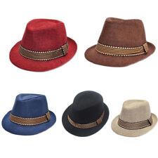 Cute Baby Kids Boy Fedora Gangster Hats Children Top Hat Spring/Autumn Jazz Cap