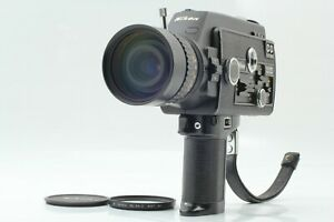 """""""EXC+5 All Works"""" Nikon R10 Super 8mm Movie Film Camera from Japan #553"""