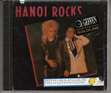 HANOI ROCKS: BACK TO MYSTERY CITY CD BRAND NEW MICHAEL MONROE RAZZLE GLAM ROCK
