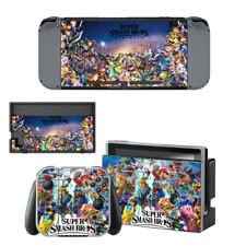 Decal Skin Sticker Dust Protect Cover For Nintendo Switch Console AU