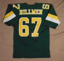 Circa 1984 Placer Hillmen Game Worn Football Jersey - Auburn California