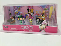 Disney Minnie Mouse and Girl Friends Playset Out of Production Collectible NIB