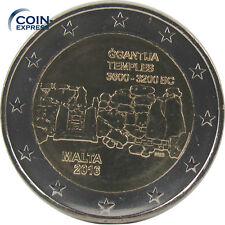 *** 2 Euro Gedenkmünze MALTA 2016 Tempel von Ggantija Coin Münze KMS ***