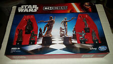 Star Wars Chess Board Game NEW SEALED