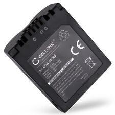 Bateria para Panasonic Lumix DMC-FZ50 Lumix DMC-FZ8 Lumix DMC-FZ28 750mAh