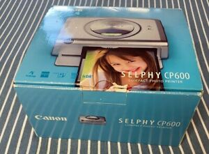 Canon Selphy CP600 Digital Photo Thermal Printer