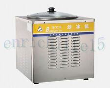 New Fashion Ice Maker Ice Cream Ice Fried Pan Machine,fried ice cream machine