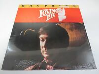 """RAY PRICE LOVING YOU 12"""" SEALED LP RECORD"""