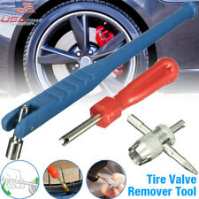 Car Truck Tire Valve Stem Puller Base Quick Remover Tire Repair Installer Tool