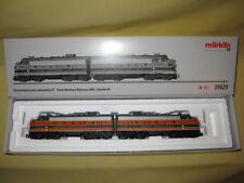 Märklin 39621 Diesel locomotiva elettrica f7 della Great Northern Railway traccia h0