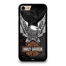 HARLEY DAVIDSON LOGO iPhone 4/4S 5/5S 5C 6/6S 7/7S Plus SE Case Phone Cover