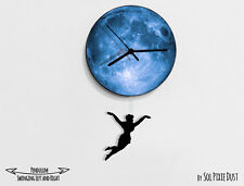 Circus Woman - Pendulum Wall Clock