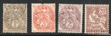 FRANCE EUROPE FRENCH LEVANT STAMPS   MINT HINGED & USED  LOT 30605