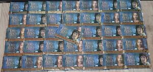LOTR RETURN OF THE KING TOPPS Movie Cards 7 cards per pack HOBBY ~ SEALED ~ 36