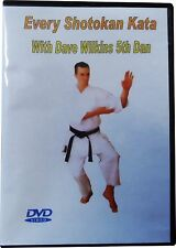 Every Shotokan Kata DVD - UK's Best Selling Karate DVD...