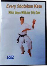 Chaque Shotokan Kata DVD-Uk 's Best Selling karate dvd...