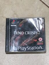 Sony Playstation Game Dino Crisis 2 with Booklet