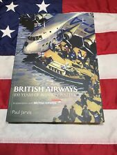 British Airways 100 Years Of Aviation Posters Book By Paul Jarvis.  Historic!