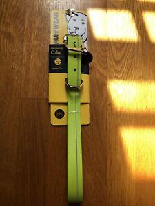 RUFFWEAR Dog Collar Green Headwater Collar 23-26 in