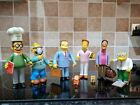 The Simpsons Playmates figures collection 2001
