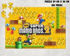 puzzle SUPER MARIO BROS 2