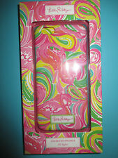 Lilly PULITZER iPhone case COVER 6/6S Pink All Nighter Flamingo