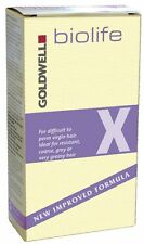 Goldwell Biolife Perm Lotion No X For Difficult To Perm Resistant Hair BIO Life