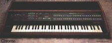 Synth Patches, Data Cd For 11 Old Analog Synthesizers Oberhiem Korg Roland etc
