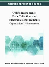 Online Instruments, Data Collection, and Electronic Measurements :...