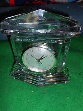 Magnificent Lenox Crystal Monument Mantel Clock.Sale