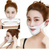 3D V-Shape V-line Thin Face Mask Slimming Lifting Firming fat burn Double Chin