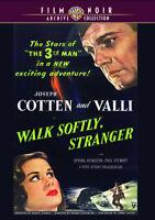 Walk Softly, Stranger [New DVD] Manufactured On Demand, Full Frame, Mono Sound