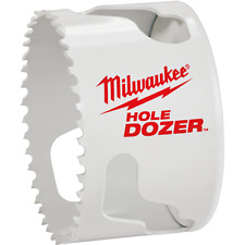 "Milwaukee 49-56-0197 3-5/8"" Hole Dozer™ Bi-Metal Hole Saw"