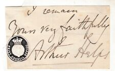 Sir Arthur Helps -writer liked by Queen Victoria -Dean of Privy Council -end ltr