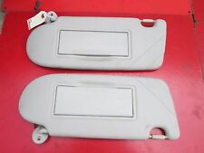 03 LAND ROVER FREELANDER SUN VISOR SET OEM