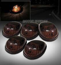 5PCS SMOKE CAB ROOF LIGHTS LAMP W/SWITCH SILVERADO TAHOE TRAILBLAZER ENVOY JIMMY