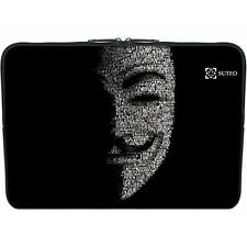 "1346 - Funda de neopreno MacBook / portatil 15.6"" pulgadas - mascara anonima"
