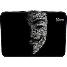 "1346 - Funda de neopreno MacBook / portatil 15.6"" pulgadas - mascara anonima"