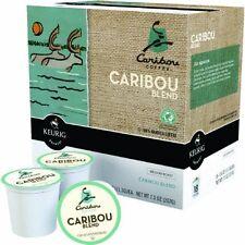 Caribou Coffee Caribou Blend Medium Roast Coffee K-Cups,  W