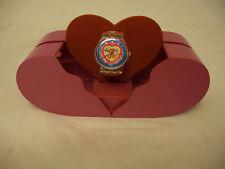 SWATCH SPECIAL time for love GK293 OVP ungetragen Valentine Liebe Uhr läuft