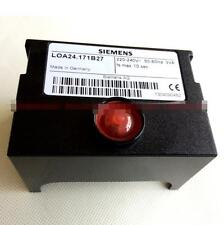 1PC NEW Siemens Oil Burner Control Box For LOA24.171B27 LOA 24 171B27