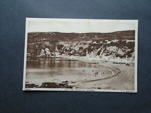 ANGLESEY:  HIGH TIDE AT CHURCH BAY, RHYDWEN - PRINTED - UNPOSTED