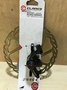 Clarks Mechanical Road/MTB Disc brake- Black