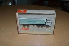 Wiking N Scale N 5k Inter Frost Tractor Trailer NEW IN BOX