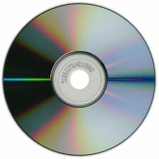 10 pieces Blank DVD+RW DVDRW 4x Silver Shiny Top 4.7GB Rewritable Media Disc
